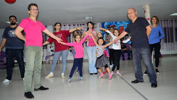 cursuri de dans părinți și copii