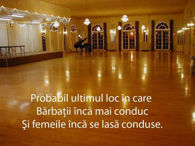 roluri in dans